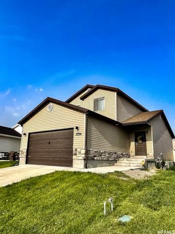3754 N Downwater St, Eagle Mountain, UT 84005 (#1763476) :: Bustos Real Estate | Keller Williams Utah Realtors