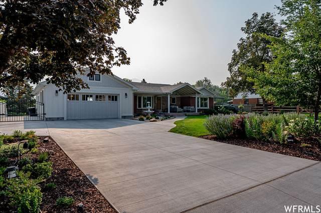 5419 S Kenwood Dr, Murray, UT 84107 (MLS #1763654) :: Lookout Real Estate Group