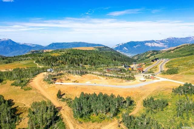 5786 N Daybreak Rdg, Eden, UT 84310 (#1763744) :: Powder Mountain Realty