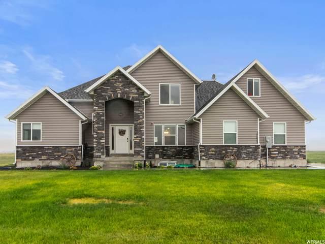 17533 N 4400 W, Fielding, UT 84311 (#1763848) :: Utah Dream Properties