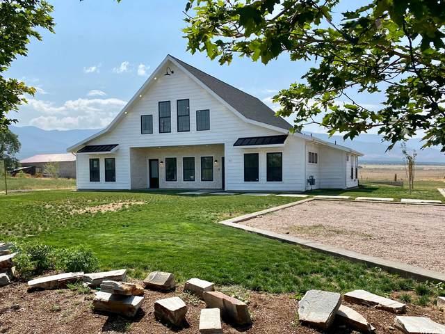 165 W 500 S, Fillmore, UT 84631 (#1763920) :: Bustos Real Estate   Keller Williams Utah Realtors