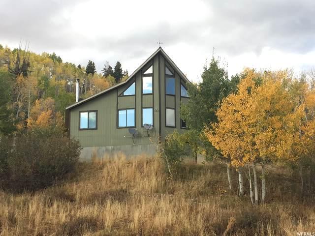 1118 Beaver Cir, Coalville, UT 84017 (MLS #1764027) :: Lookout Real Estate Group