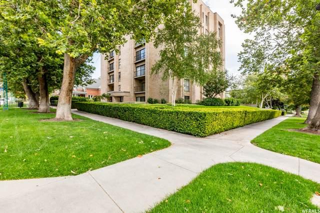 908 E South Temple 5W, Salt Lake City, UT 84102 (#1764092) :: Colemere Realty Associates