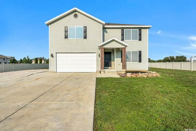 2483 N 575 W, Harrisville, UT 84414 (MLS #1764277) :: Lookout Real Estate Group