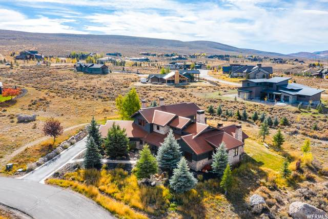 2374 Appaloosa Ln, Park City, UT 84098 (#1764292) :: Doxey Real Estate Group