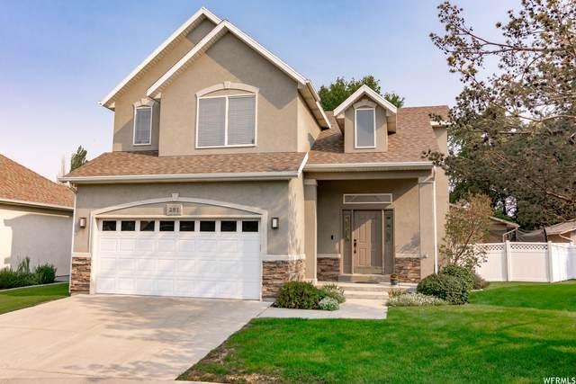 281 Park Knoll Cir, Sandy, UT 84070 (#1764338) :: Bustos Real Estate   Keller Williams Utah Realtors