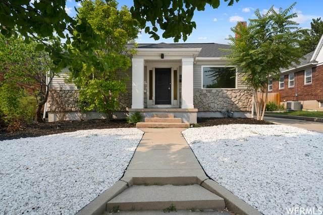 1455 E 1700 St S, Salt Lake City, UT 84105 (#1764364) :: Doxey Real Estate Group