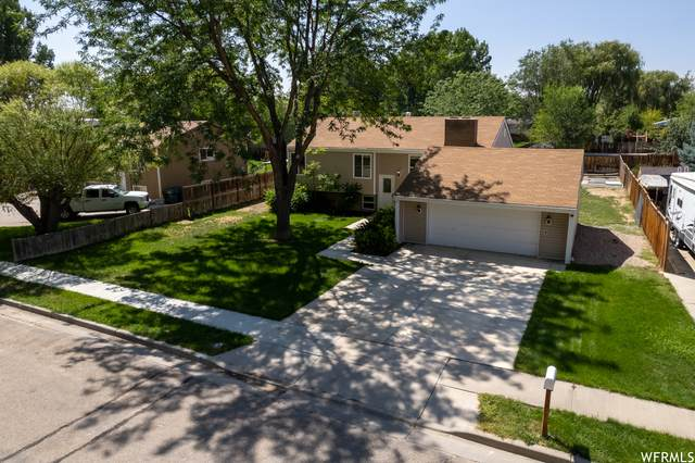 575 N Sundance Cir, Vernal, UT 84078 (#1764594) :: Doxey Real Estate Group