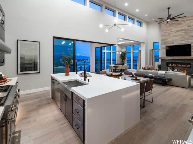 12211 S Juniper Flat Cv #301, Herriman, UT 84096 (#1764797) :: Pearson & Associates Real Estate
