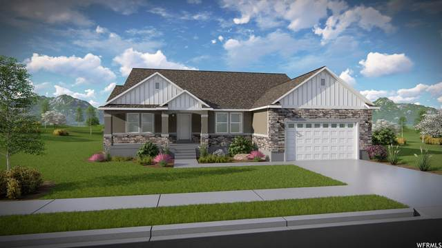 516 N Hill View Dr #2017, Saratoga Springs, UT 84045 (#1764824) :: Pearson & Associates Real Estate