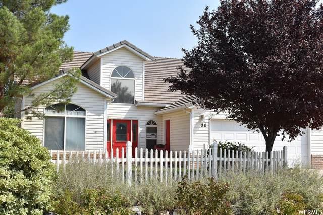 90 W 750 N, Hurricane, UT 84737 (MLS #1764873) :: Lookout Real Estate Group