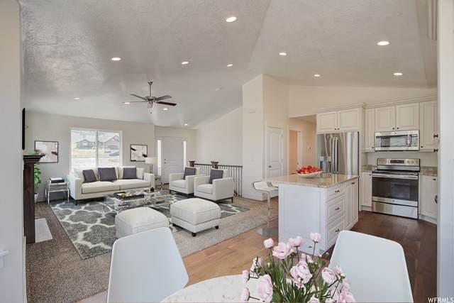 1111 N Providence Way #522, Tooele, UT 84074 (MLS #1764890) :: Lookout Real Estate Group