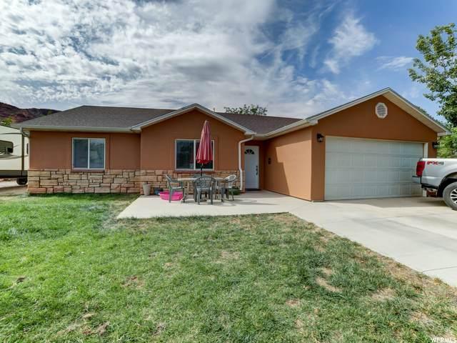 1164 S Austin Dr, Moab, UT 84532 (#1765287) :: Pearson & Associates Real Estate