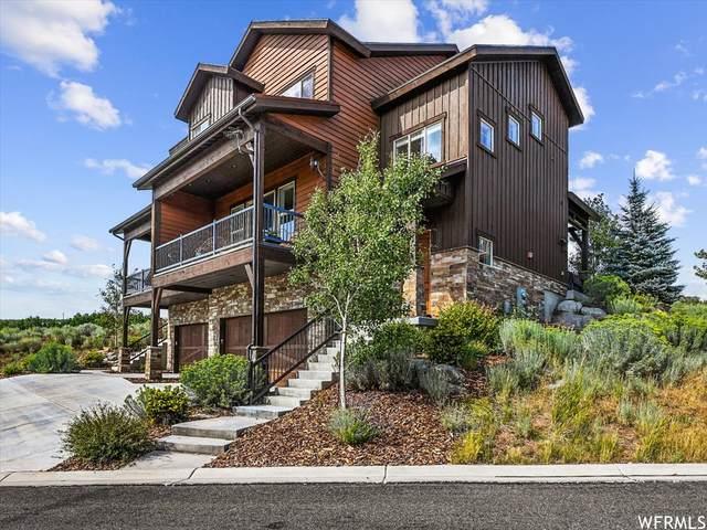 1673 E Viewside Cir, Hideout, UT 84036 (MLS #1765314) :: High Country Properties