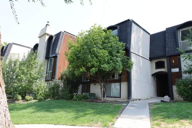 438 N Center W #207, Salt Lake City, UT 84103 (MLS #1765419) :: Lawson Real Estate Team - Engel & Völkers