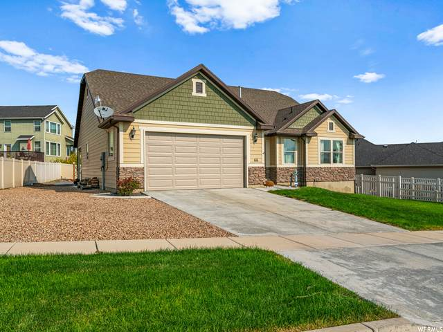 66 W Wildflower Dr N, Saratoga Springs, UT 84045 (#1765807) :: Exit Realty Success