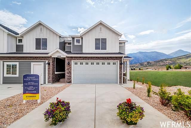 958 W Fox Run Ave #72, Santaquin, UT 84655 (#1766160) :: Berkshire Hathaway HomeServices Elite Real Estate