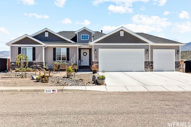 163 S 3900 W, Cedar City, UT 84720 (MLS #1766202) :: Lookout Real Estate Group