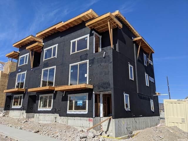 1401 E Gambel Oak Way N #31, Park City, UT 84098 (#1766437) :: Utah Dream Properties