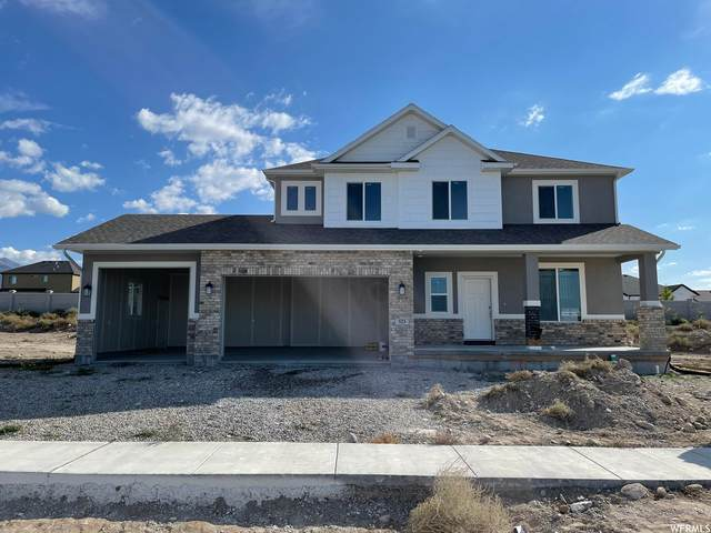 523 W 2030 N #24, Tooele, UT 84074 (#1766568) :: Doxey Real Estate Group