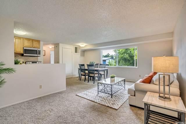 4005 S 300 E #30, Salt Lake City, UT 84107 (MLS #1766635) :: Lawson Real Estate Team - Engel & Völkers