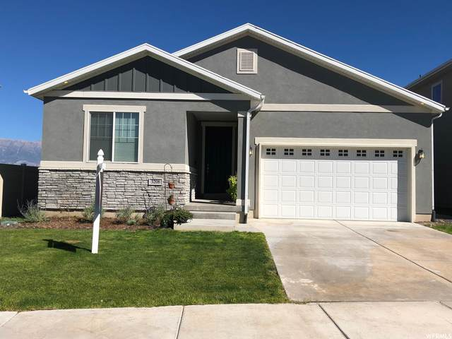 3208 South Hawk Dr, Saratoga Springs, UT 84045 (MLS #1766958) :: Lookout Real Estate Group