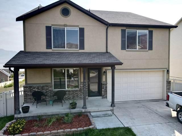 3468 S Hawk Dr W, Saratoga Springs, UT 84045 (#1766983) :: Utah Dream Properties