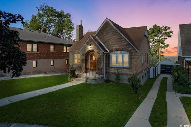 449 N Westcapitol St, Salt Lake City, UT 84103 (MLS #1767064) :: Lookout Real Estate Group