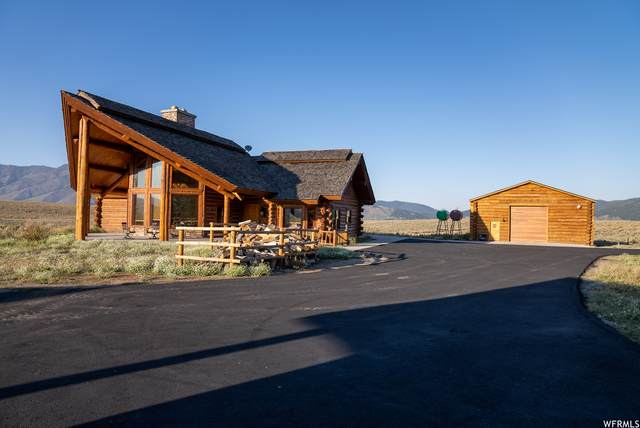 3755 Fisher Pointe Dr, Island Park, ID 83429 (#1767114) :: Doxey Real Estate Group
