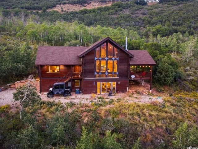 5404 Mountain Vw, Kamas, UT 84036 (#1767167) :: Doxey Real Estate Group
