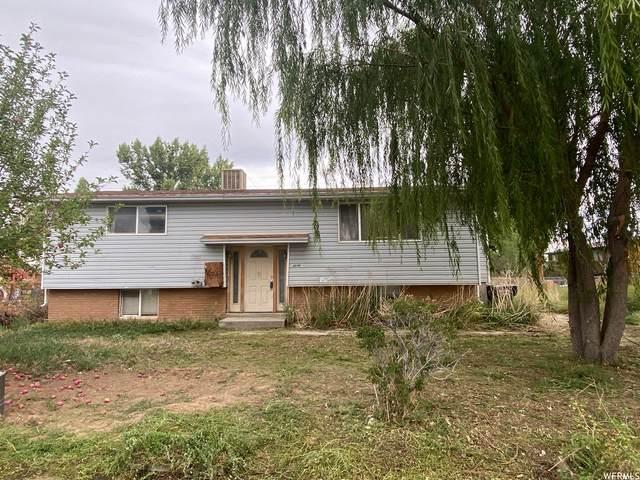 469 E 650 N, Roosevelt, UT 84066 (#1767264) :: Utah Real Estate