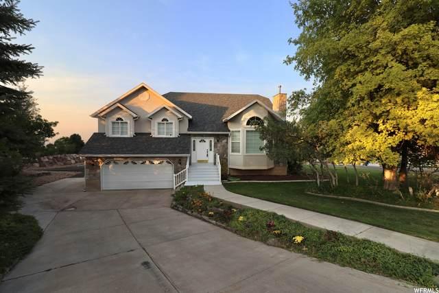 312 W Haleys Lookout S, Elk Ridge, UT 84651 (#1767284) :: Doxey Real Estate Group