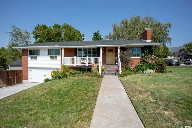 785 E Mill St, Bountiful, UT 84010 (MLS #1768017) :: Lookout Real Estate Group