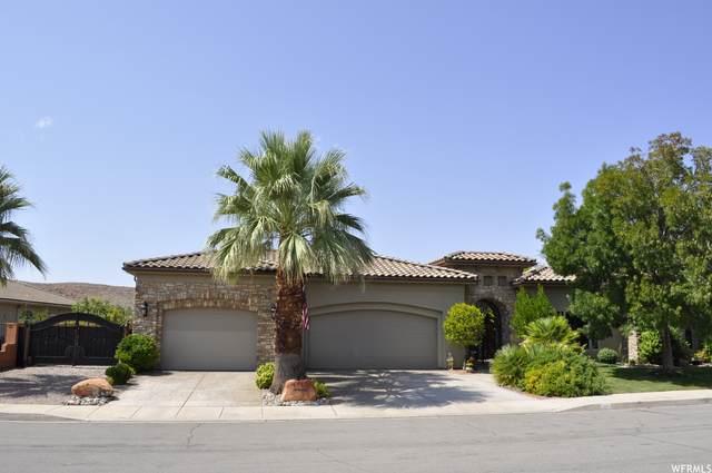 1515 N 775 W, Washington, UT 84780 (MLS #1768089) :: Lookout Real Estate Group
