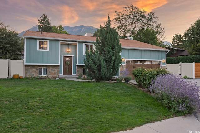 7181 S Watermill Way, Cottonwood Heights, UT 84121 (MLS #1768258) :: Lookout Real Estate Group