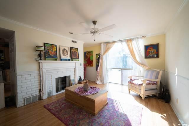 438 N Center St St W #307, Salt Lake City, UT 84103 (#1768325) :: Bustos Real Estate | Keller Williams Utah Realtors