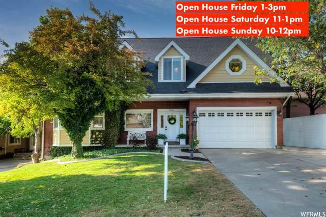 2861 E Wanda Way S, Holladay, UT 84117 (#1768366) :: Utah Real Estate