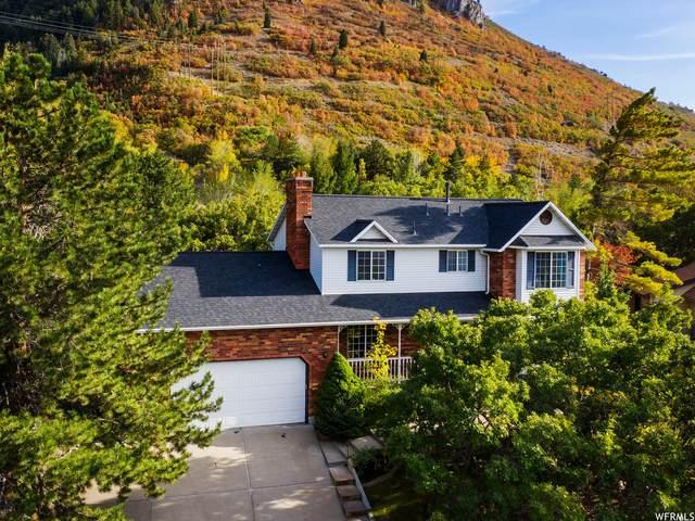 1515 E 2525 N, North Ogden, UT 84414 (MLS #1768449) :: Lookout Real Estate Group