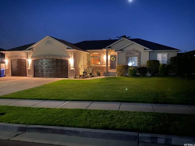 5097 W Pine Laurel Ln S, West Jordan, UT 84081 (#1768770) :: Utah Dream Properties