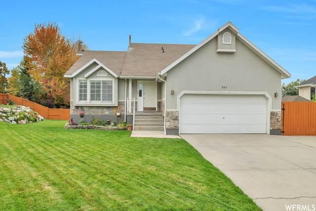 988 E Riparian Dr S, Draper, UT 84020 (#1768951) :: Bustos Real Estate   Keller Williams Utah Realtors