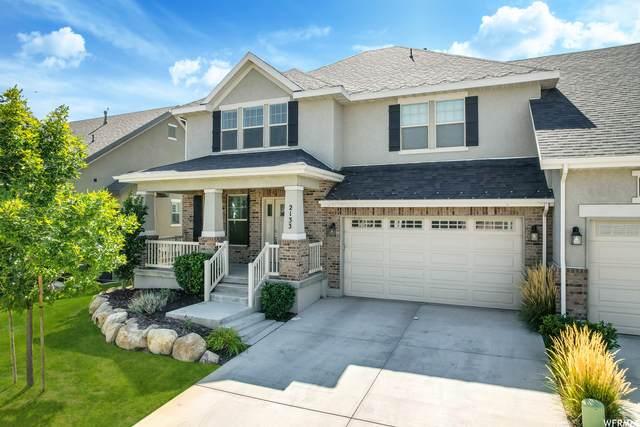 2133 W River Birch Rd S R-10, Mapleton, UT 84664 (#1768954) :: Utah Dream Properties