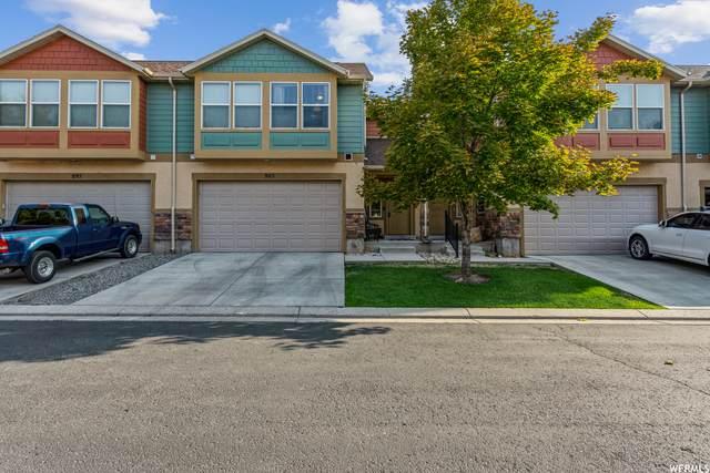 903 W Willow Green Way W, Farmington, UT 84025 (#1769072) :: Utah Dream Properties