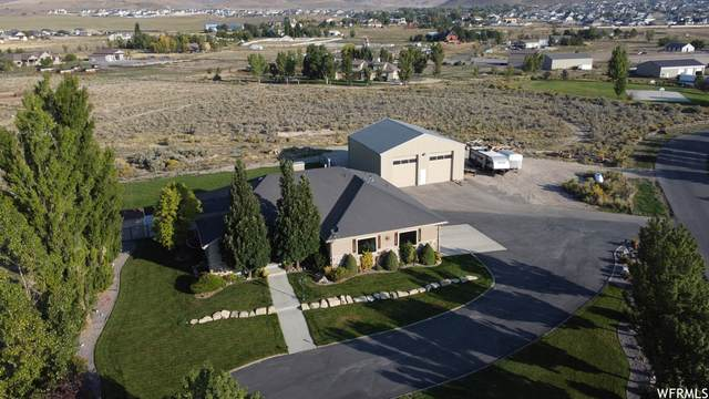 1977 E Ranch Rd N, Eagle Mountain, UT 84005 (MLS #1769435) :: Lookout Real Estate Group