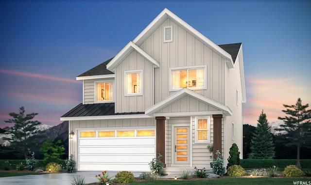 172 N Concord View Way #163, Saratoga Springs, UT 84045 (#1769468) :: Bustos Real Estate | Keller Williams Utah Realtors