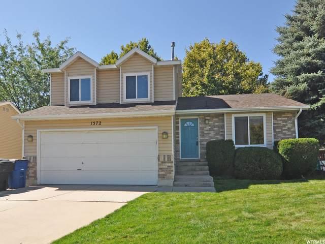 1572 S 400 E, Kaysville, UT 84037 (#1769516) :: Utah Dream Properties