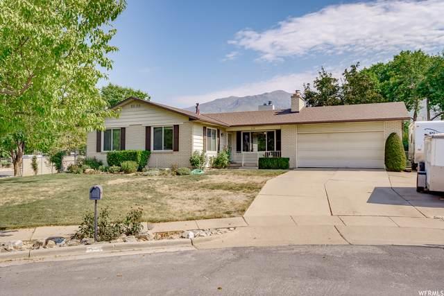 238 E 600 N, Kaysville, UT 84037 (#1769547) :: Utah Dream Properties