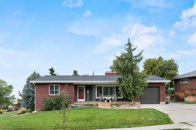 2493 E Kensington S, Salt Lake City, UT 84108 (#1769674) :: Utah Dream Properties