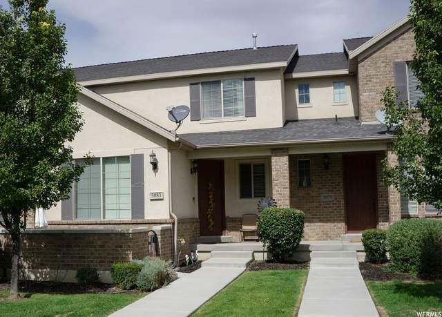 5083 W 7870 S, West Jordan, UT 84081 (#1769728) :: Gurr Real Estate