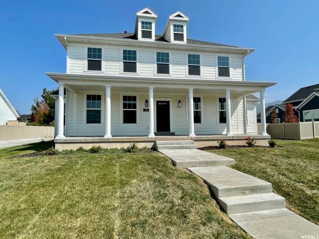 324 N Hill Farms Ln, Kaysville, UT 84037 (#1769780) :: Gurr Real Estate
