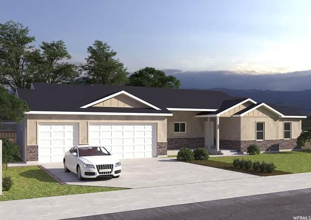 764 W Vista Dr #109, Grantsville, UT 84029 (#1769867) :: Doxey Real Estate Group